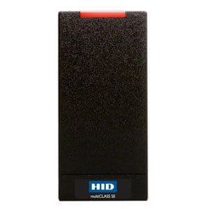 900P - HID RP10 Mini-Mullion Reader (multiCLASS SE®)